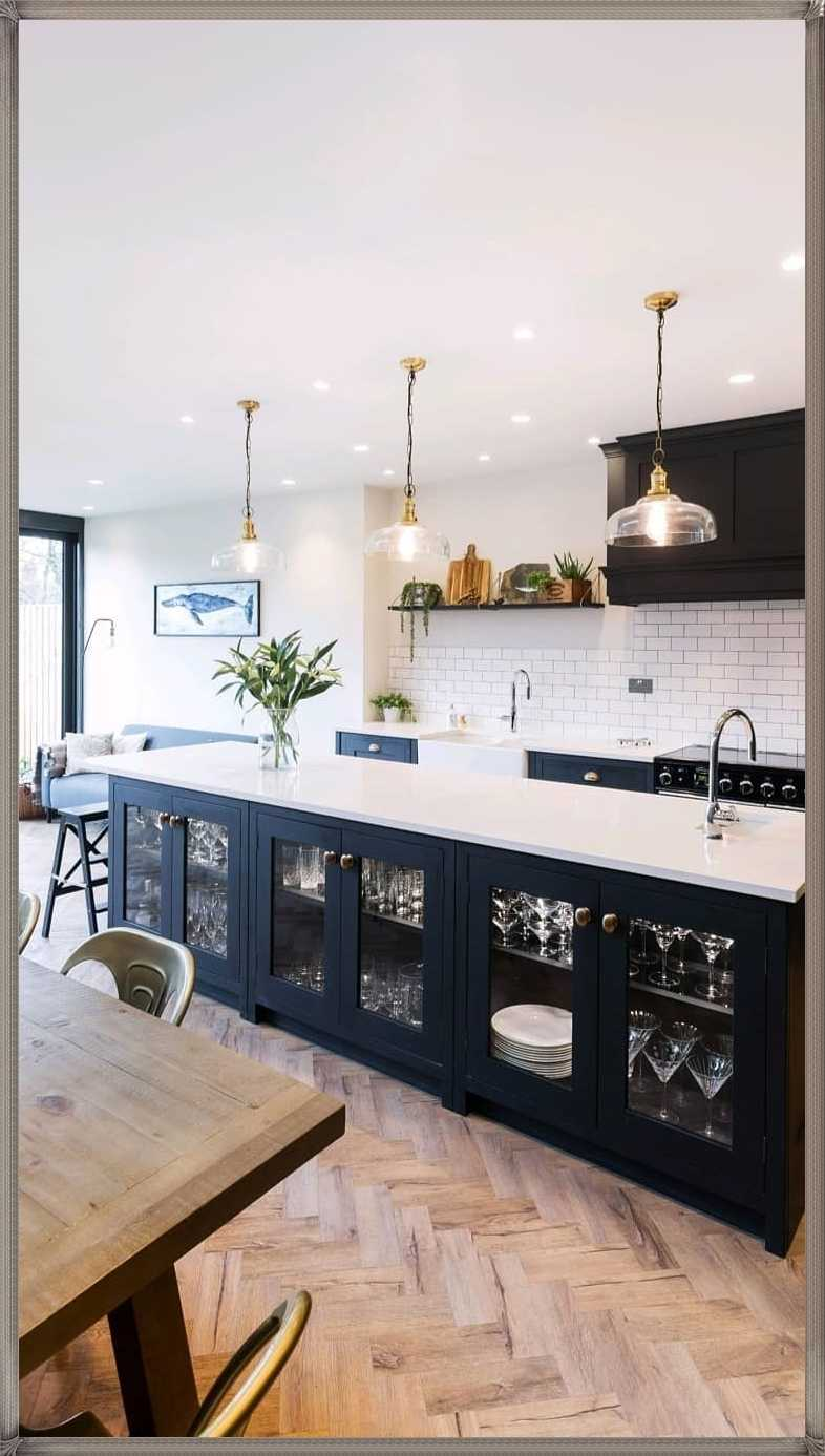 We have collected 43 pictures of white wood and colorful kitchen designs for you which picture of your favorite kitchen design