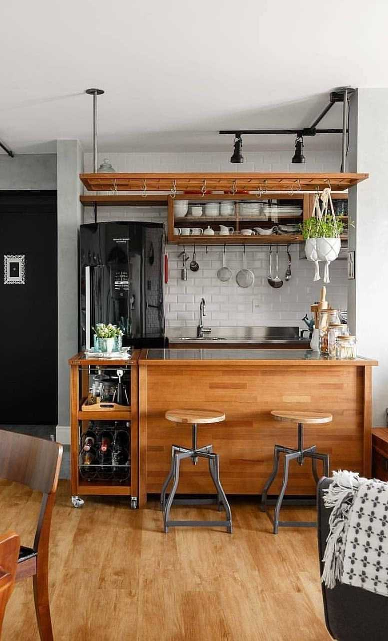 Would You Like To Design Your Small Kitchen Different And