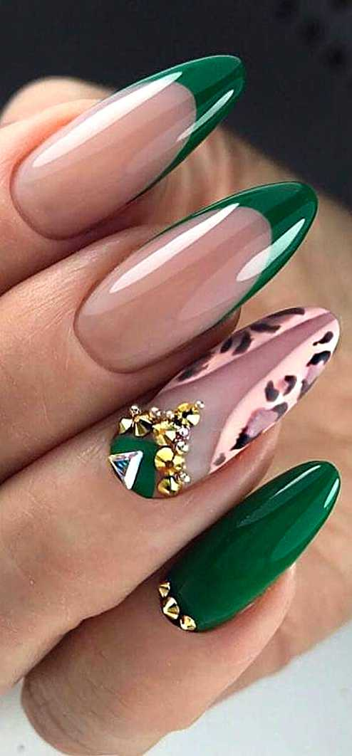 30 Best Nail Colors and Acrylic Nails Design Pictures | Lady ideas