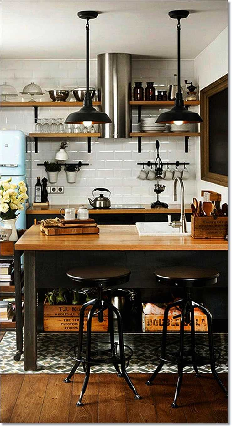 6 Perfect Ideas Of Kitchen Design For Small Kitchens: 35 Small Kitchen Designs For Kitchen Remodel