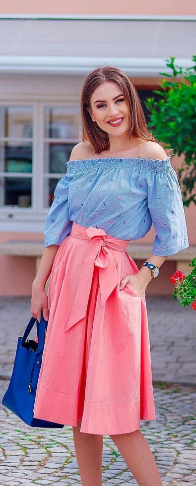 2019-summer-fashion-wind-on-the-streets-beautiful-ladies